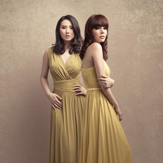 Dewi Sandra & Fitria Yusuf
