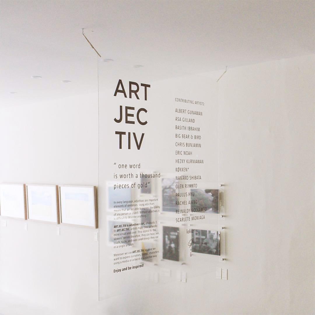 ART.JEC.TIV by Kokken - AYA, Jakarta
