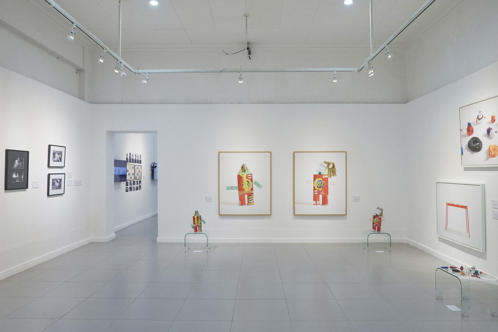BERDIAM/BERTANDANG - National Gallery of Indonesia, Jakarta